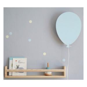 Drvena lampa BAon plavi Ellika knjizara Mini Mondo