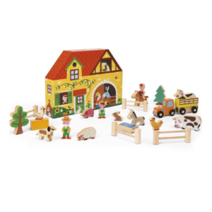 Story box Farma Janod - Mini Mondo