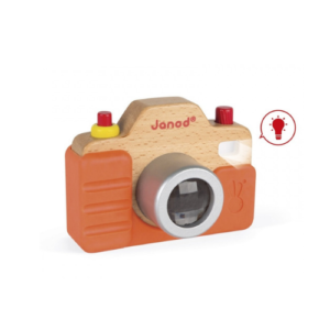 Drveni fotoaparat Janod- Mini Mondo