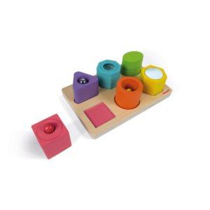 Janod Senzorne kocke za bebe