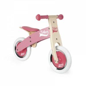 Janod Bicikl za balansiranje roze