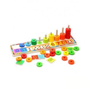 Didaktička igra - Brojevi