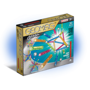 Geomag Glitter 30 knjizara Mini Mondo