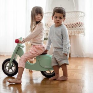 Janod igracke Vespa mint Skuter Balance bike za decuMini Mondo Beograd