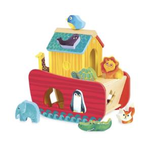 Vilac - Barka sa životinjama