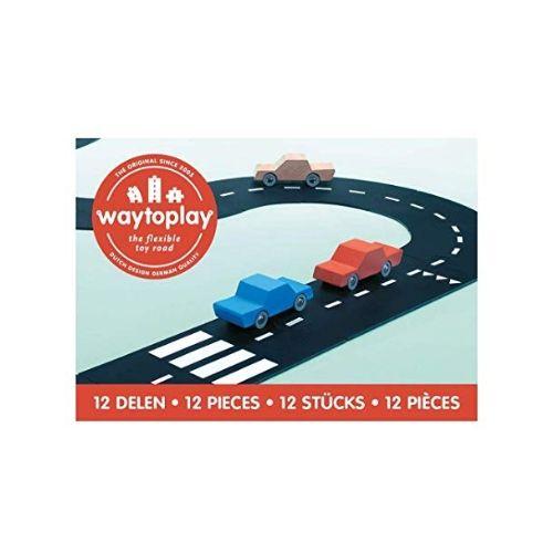 Way to Play staze za autiće -12 delova Mini Mondo Beograd