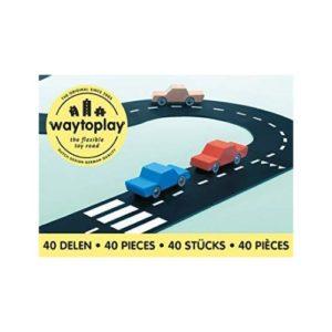 Way to Play staze za autice 40 delova Mini Mondo Beograd