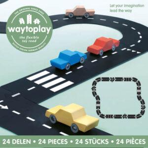 Way to Play staza za autiće 24 dela