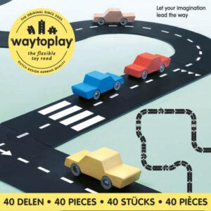 Way to Play staza za autiće 40 delova