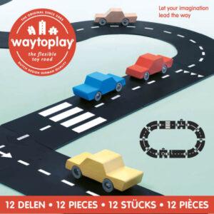 Way to Play staza za autiće 12 delova