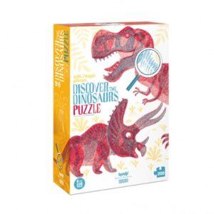 Londji - Slagalica - Otkrij Dinosauruse