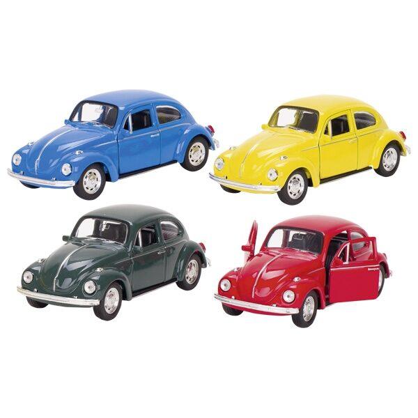 Metalni auto - Volkswagen Buba Beetle