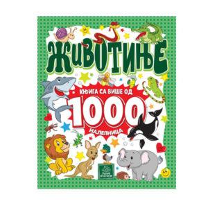 knjiga-Zivotinje-sa-vise-od-1000-nalepnica minimondo