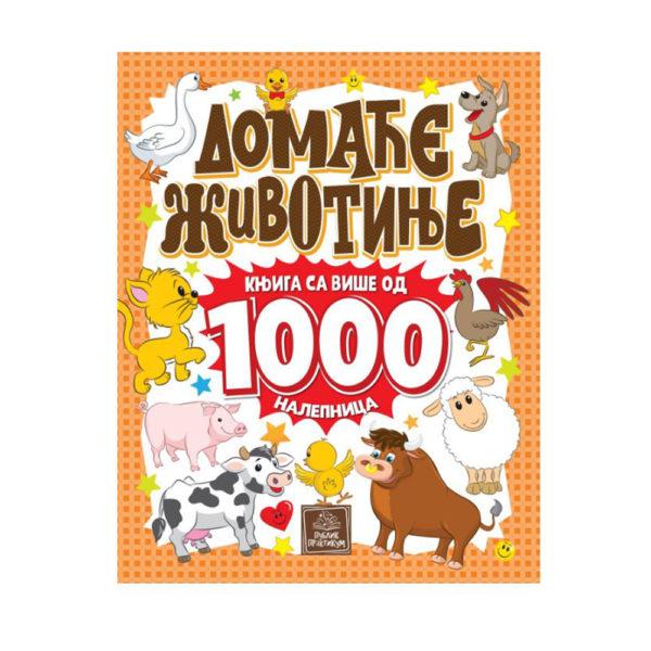 knjiga-domace zivotinje-sa-vise-od-1000-nalepnica minimondo
