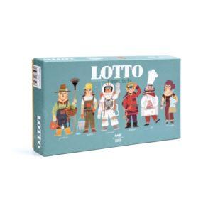 Londji-Loto igra 2 minimondo