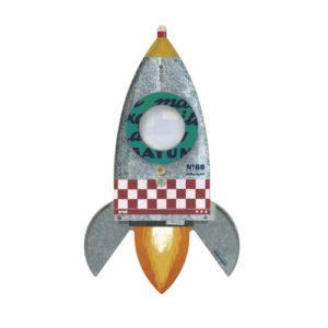 Londji-Raketa lupa - minimondo