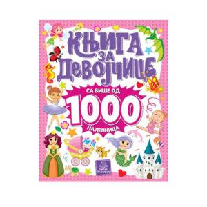 knjiga-za-devojcice-sa-vise-od-1000-nalepnica minimondo