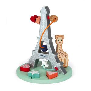 Janod Lavirint Sophie la Giraffe