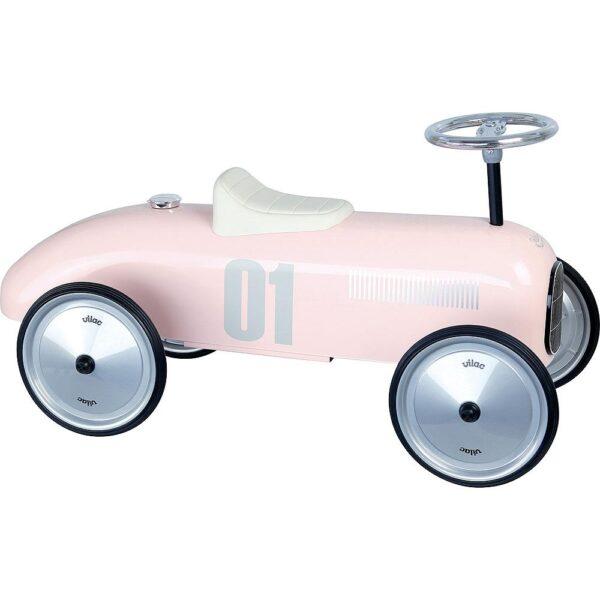Vilac auto guralica pastel roze