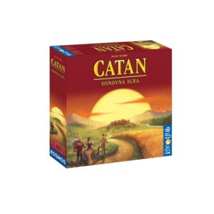 drustvena igra Catan