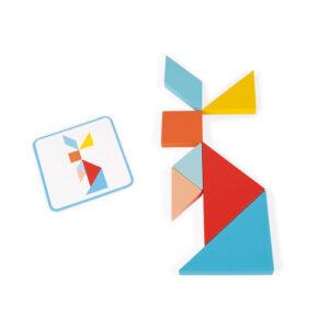 tangram, janod