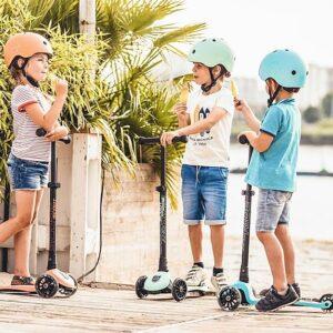 Kacige za decu, Kacige za bicikl, Kaciga Scoot and Ride
