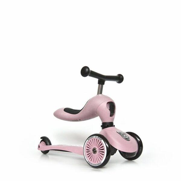 trotineti za decu, Scoot and ride trotineti