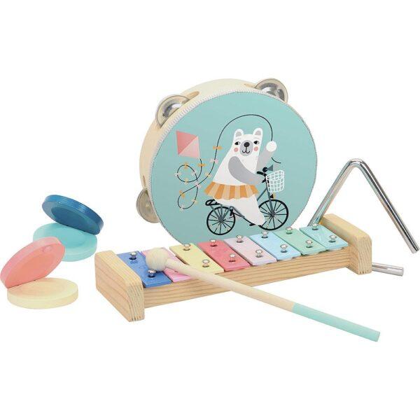 Muzicki instrumenti za decu, Drvene igracke, Vilac igracke