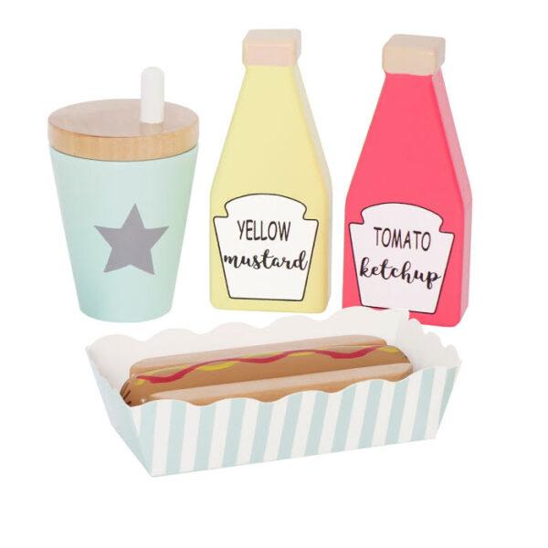 jabadabado-hot-dog-set