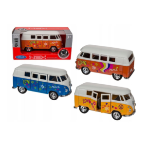 Metalni autobus - Volkswagen Peace T1