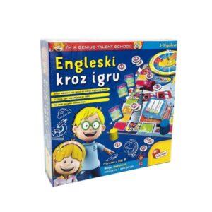 Mali genije - Engleski kroz igru