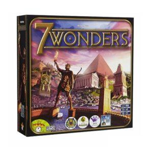 7 Wonders društvena igra-mini-mondo