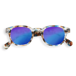 IZIPIZI - Sun Junior Blue Tortoise Mirror C