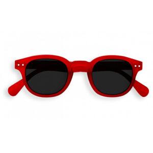 IZIPIZI - Sun Junior Red Grey Lenses C