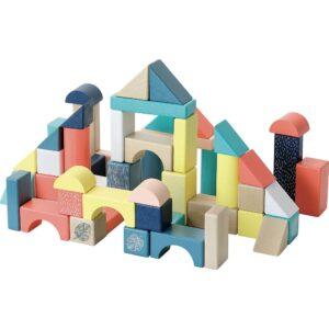 Vilac - Drvene kocke za slaganje