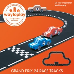 Way to play staza - Grand Prix