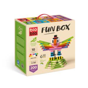 Bioblo - Fun box Multi mix - 200 delova