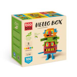 Bioblo - Hello box Rainbow mix - 100 delova