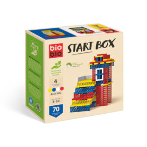 Bioblo - Start box Basic mix - 70 delova