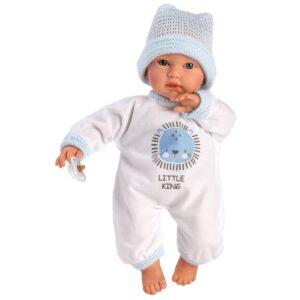 koja plače, dužine je 30 cm, izgleda kao prava beba.