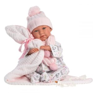 Llorens Beba Tina sa ćebencetom